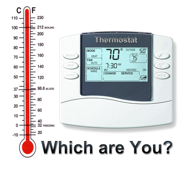 Thermometer-Thermostat